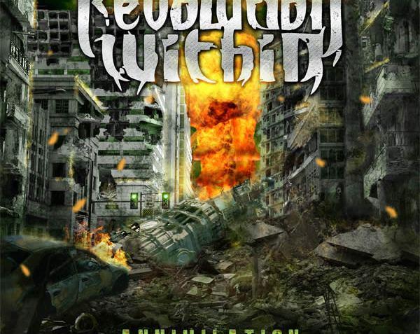 revolution within - annihilation