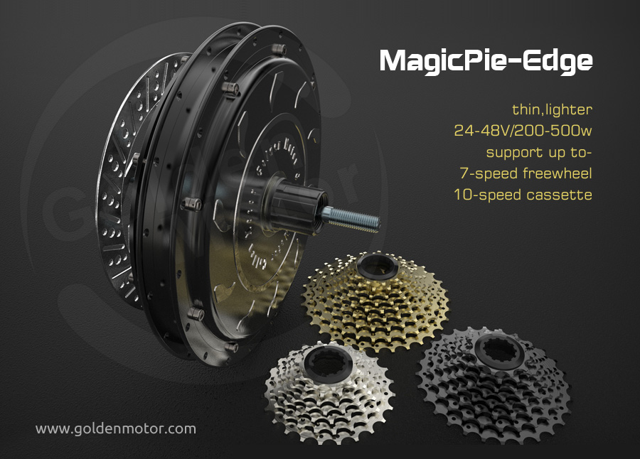 hub motor,brushless motor,MagicPie 4,golf trolley,wheelchair