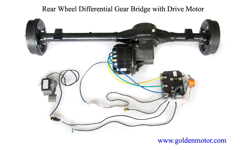 Electric car, electric trike, electric car motor, electric car kit