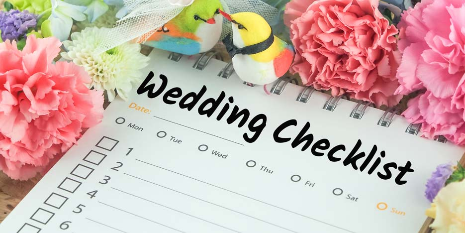 Guide to Creating Your Wedding Plan - Golden Ocala