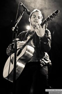 Review: James Morrison at The Olympia