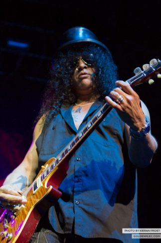 Slash at The Olympia | Review 