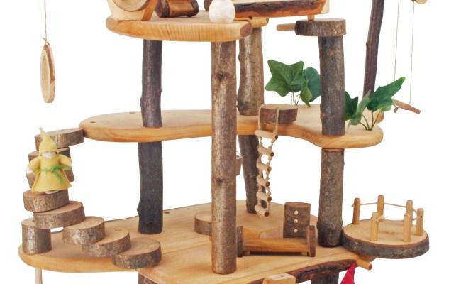 Treehouse Goldfish Toyshop