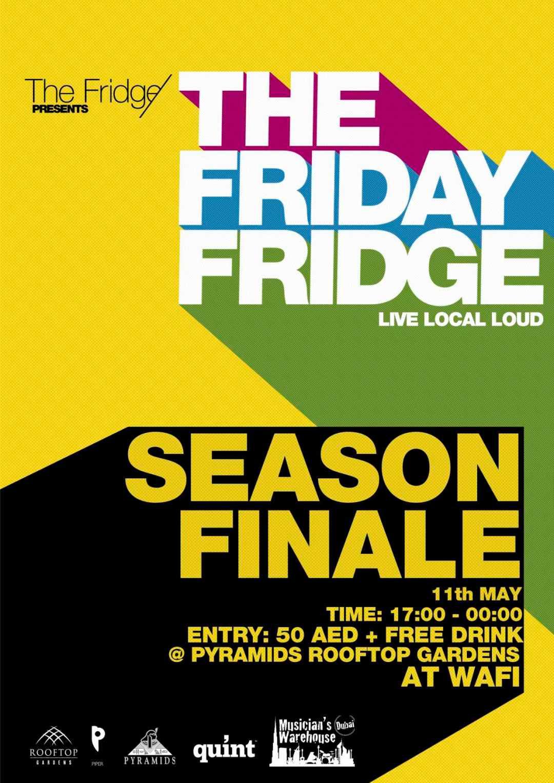 The Fridge Finale Season 2012, Dubai