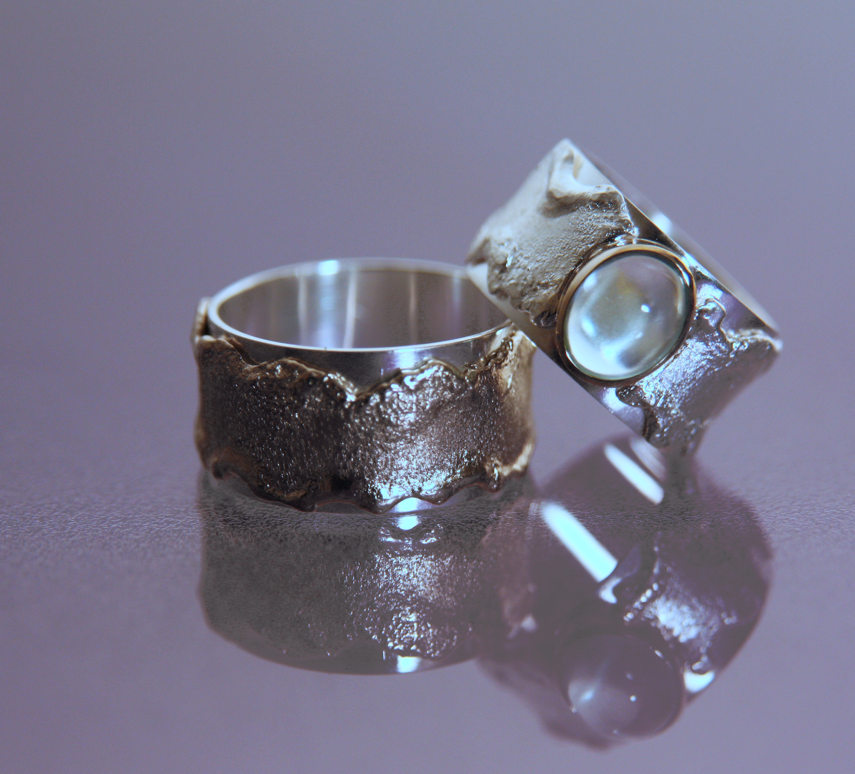 page id moonstone wedding band silver and welded white gold wedding bands with moonstone cabochon