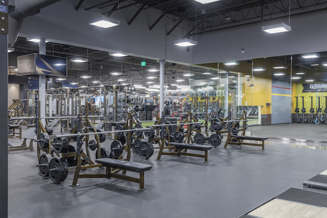 Discover the New Gold\u0027s Gym Member Experience in Glendale, CA