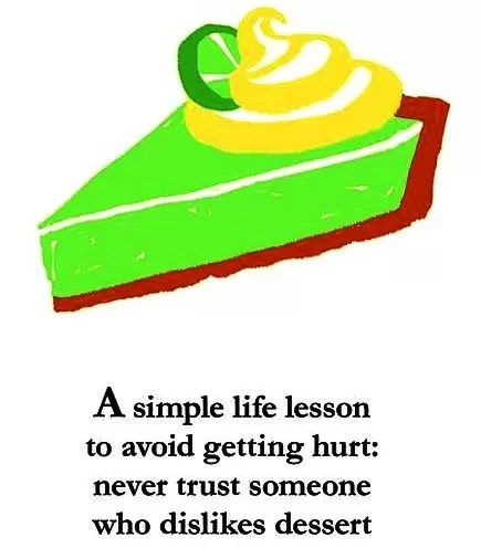 A simple life lesson