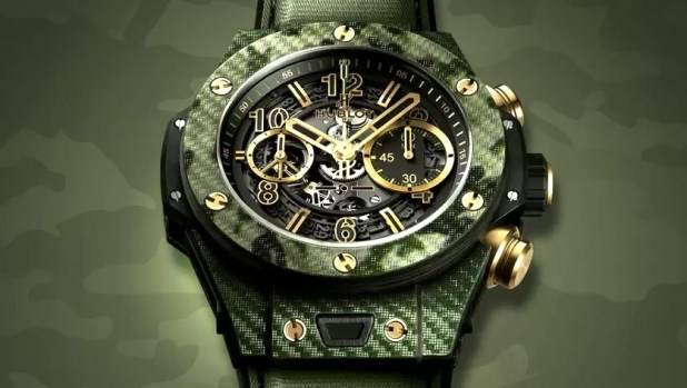 Green Is the New Blue, Luxury Watches