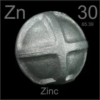 Zinc Climbs to Highest in Over a Year