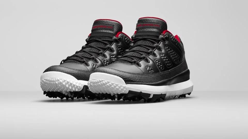 Nike Jordan Ix Retro Golf Shoe New Nike Golf Shoes