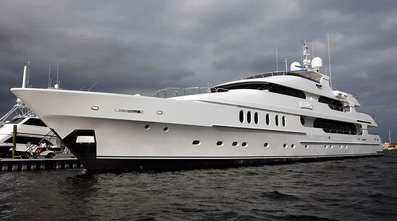 tiger woods yacht name