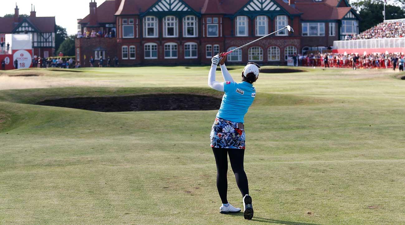 british open golf course schedule