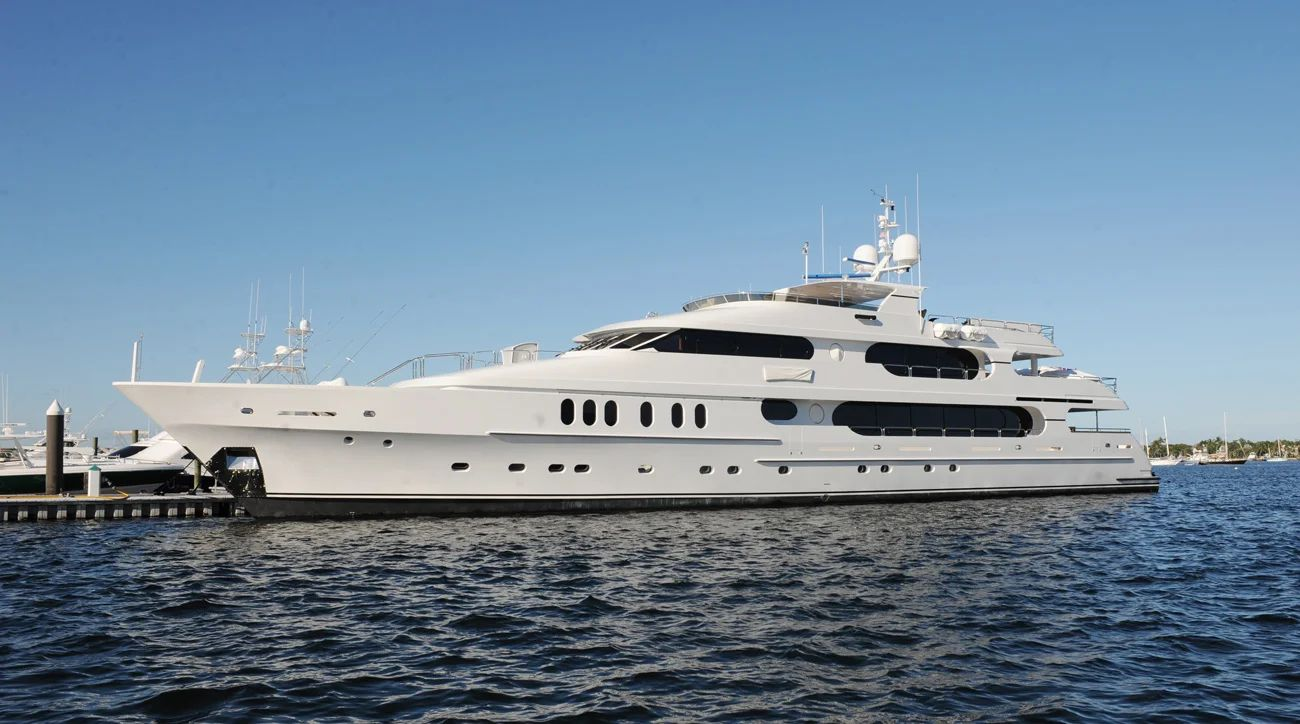 tiger woods yacht video tour