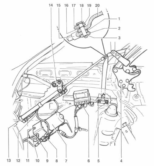 saab schema moteur electrique fonctionnement