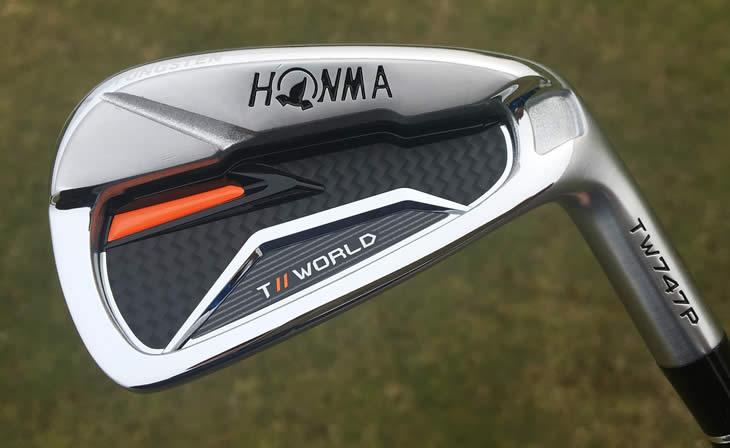 Honma Tour World TW747 P Irons Review - Golfalot