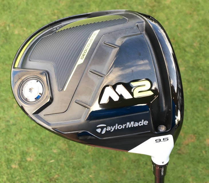 TaylorMade M2 2017 Driver Review - Golfalot
