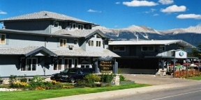 Mount Robson Inn - Golf Canada's West