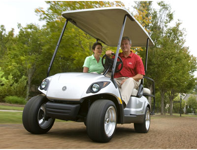 Yamaha Drive First to Offer Fuel Injected Golf Carts - Golf Cart