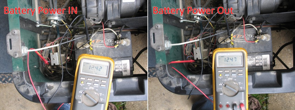For Battery S For 36 Volt Wiring Diagrams Testing A Gas Golf Cart Solenoid Golfcarcatalog Com