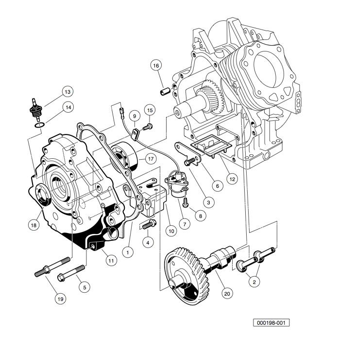 Kawasaki Golf Cart Engine Governor Golf Cart Golf Cart Customs