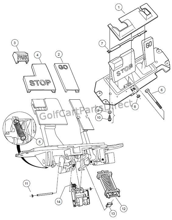 wiring diagram 1997 ezgo txt