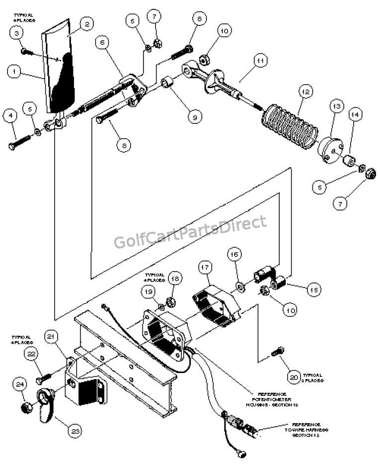 2001 Club Car Light Wiring Diagram \u2013 Vehicle Wiring Diagrams