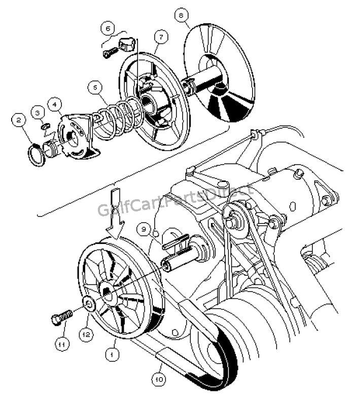1976 ez go golf cart wiring diagram