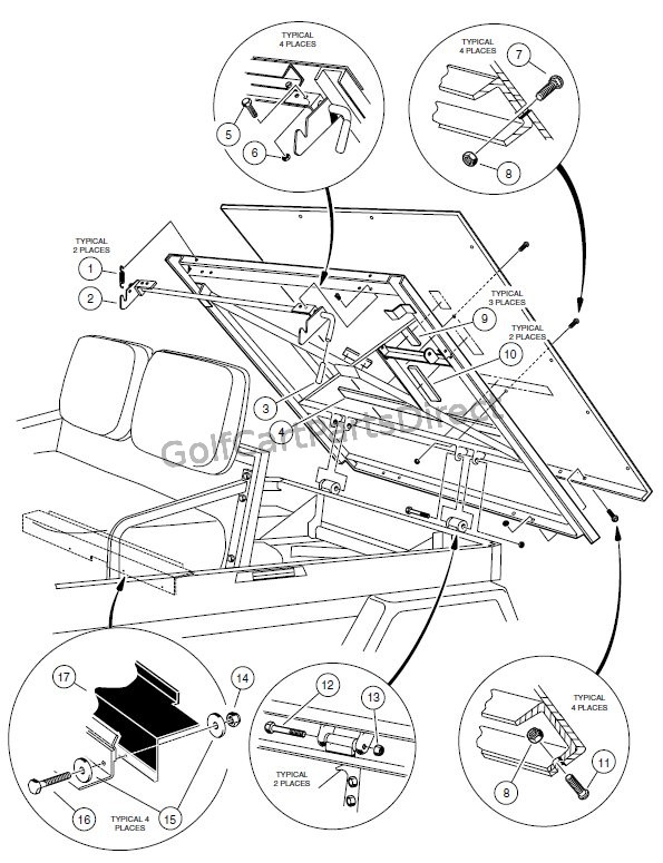 Club Car Turf 2 Carryall Wiring Diagram - Best Place to Find Wiring