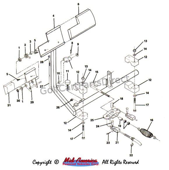 36v golf cart wiring diagram for legend