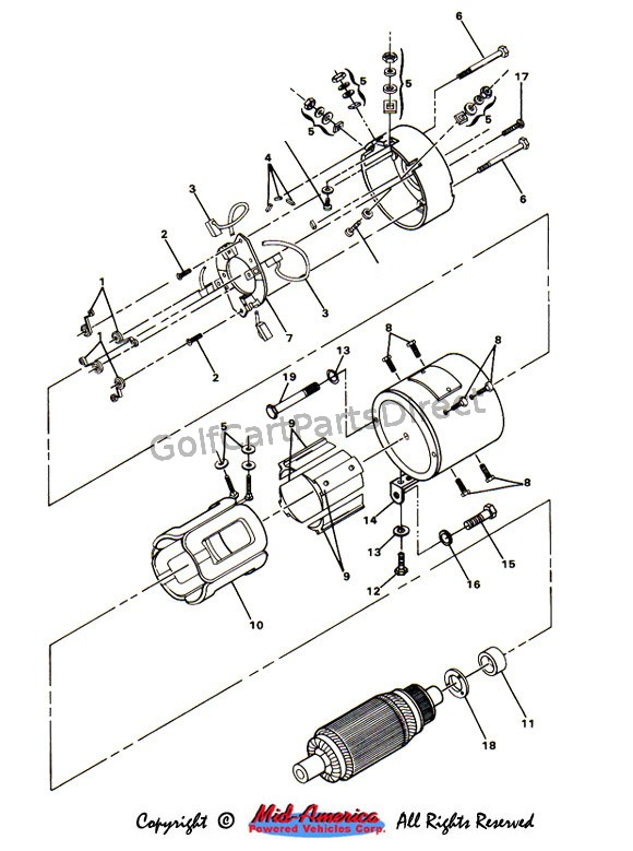 DS Motor diagram