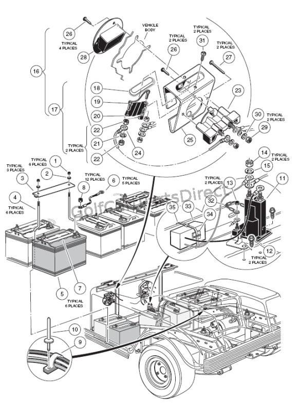 car club wiring diagram