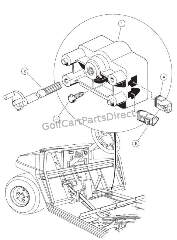 parts of a car diagram