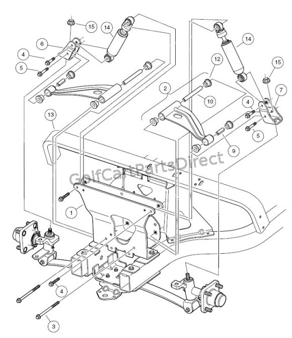 Club Car Xrt 1550 Wiring Diagram Online Wiring Diagram