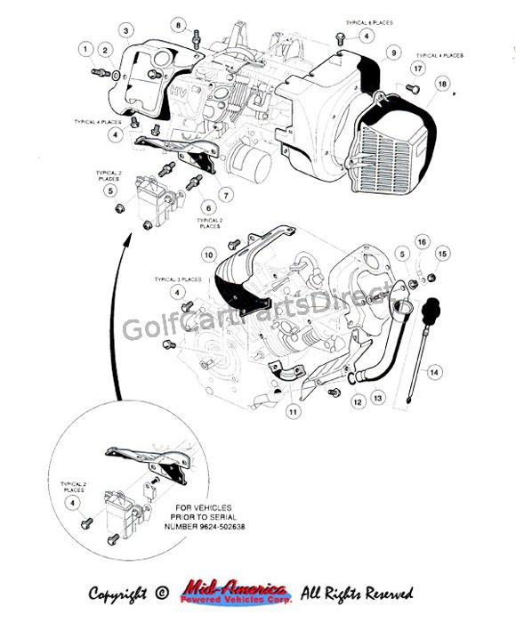 1994 95 ezgo wiring diagram