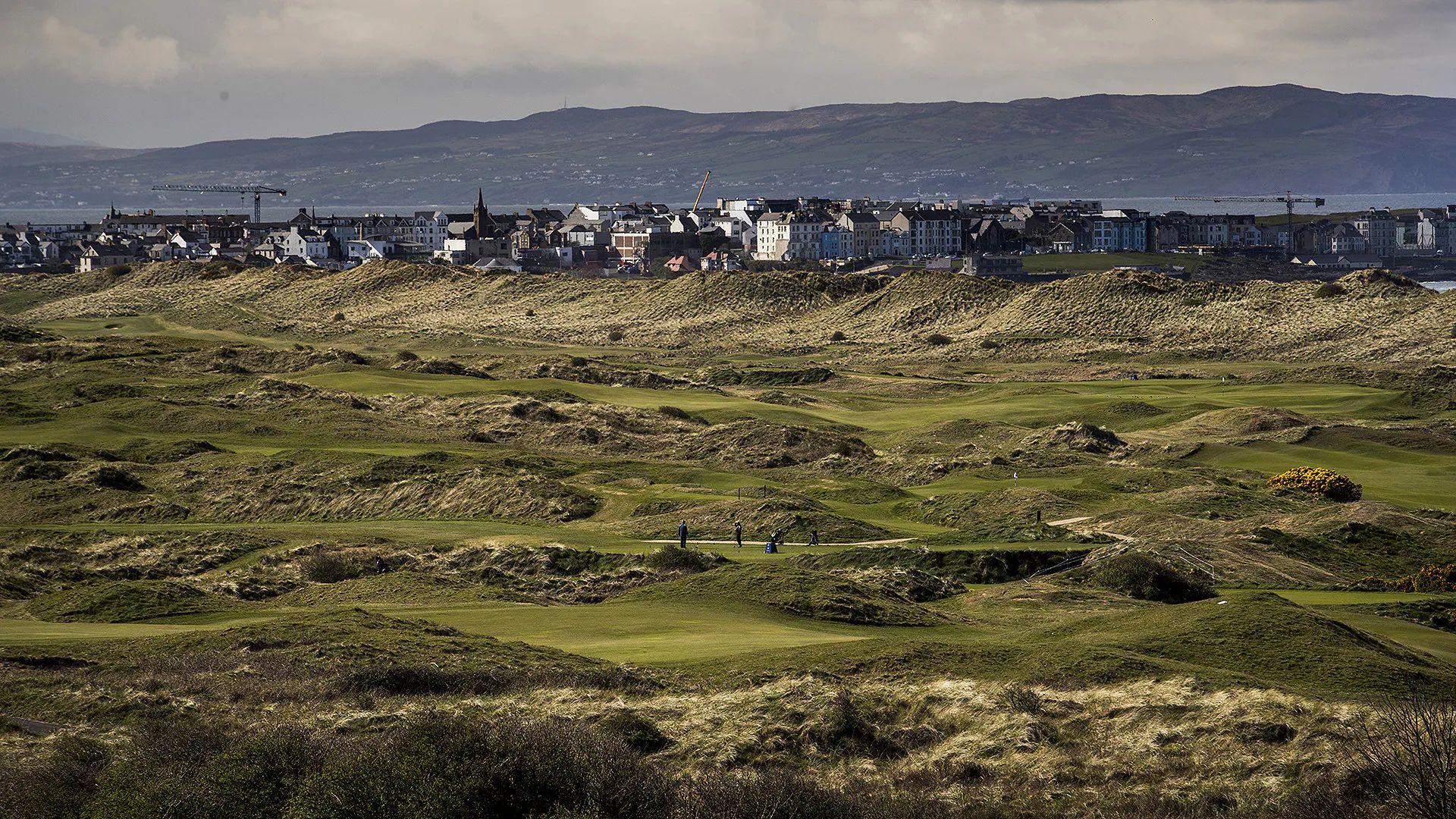 british open golf 2019 location