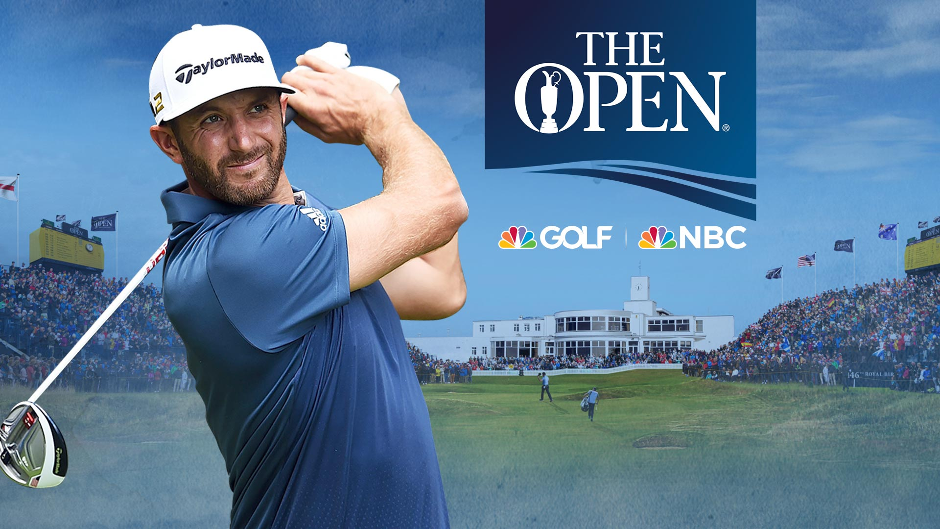 british open 2018 final round tv schedule