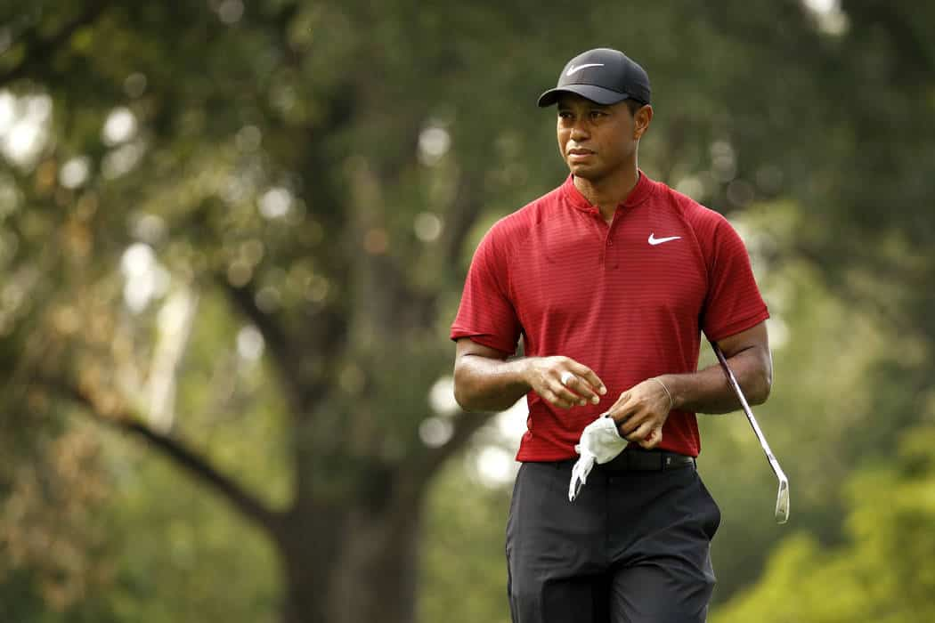 tiger woods tee time us open 2019