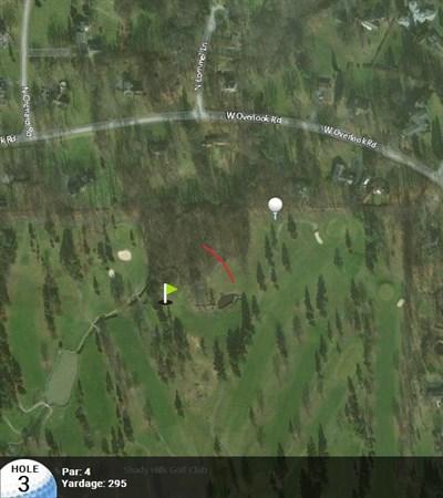 Shady Hills Golf Course (Shady Hills Course)