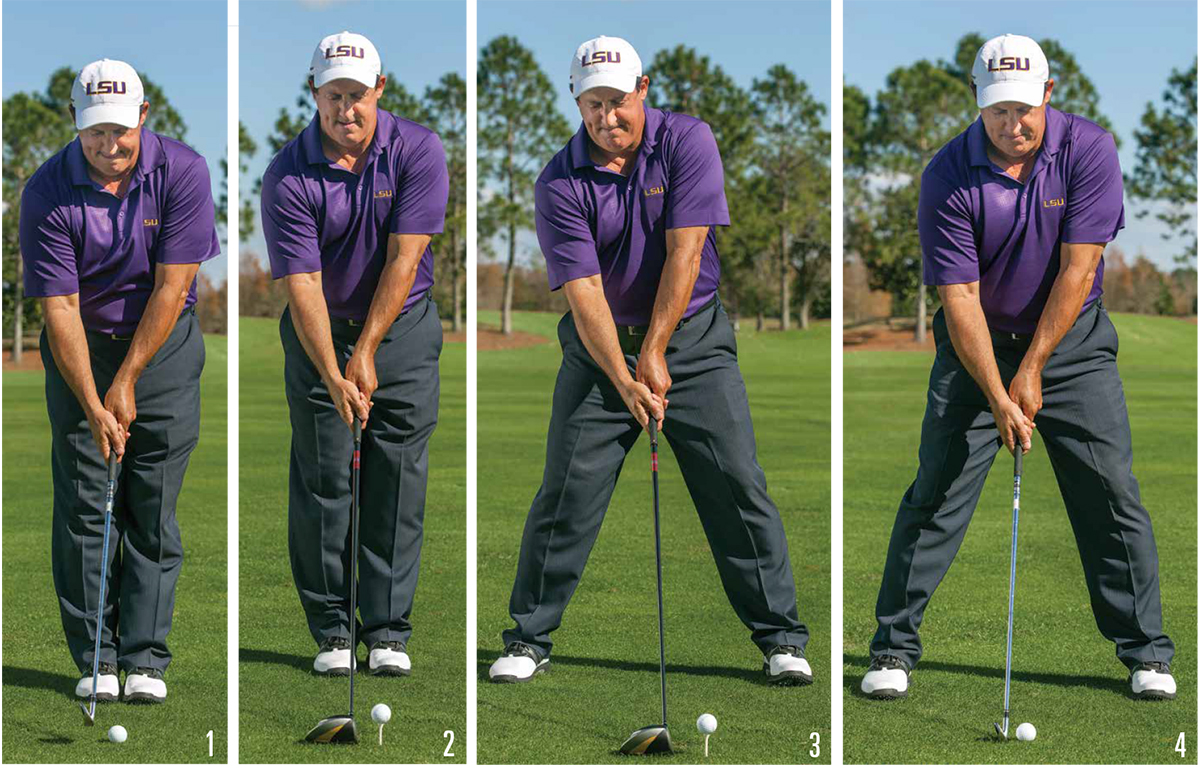 Find Your Golf Ball Position Every Time Golf Tips Magazine