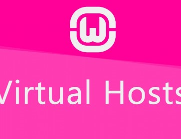 Setup virtual host on WAMP server