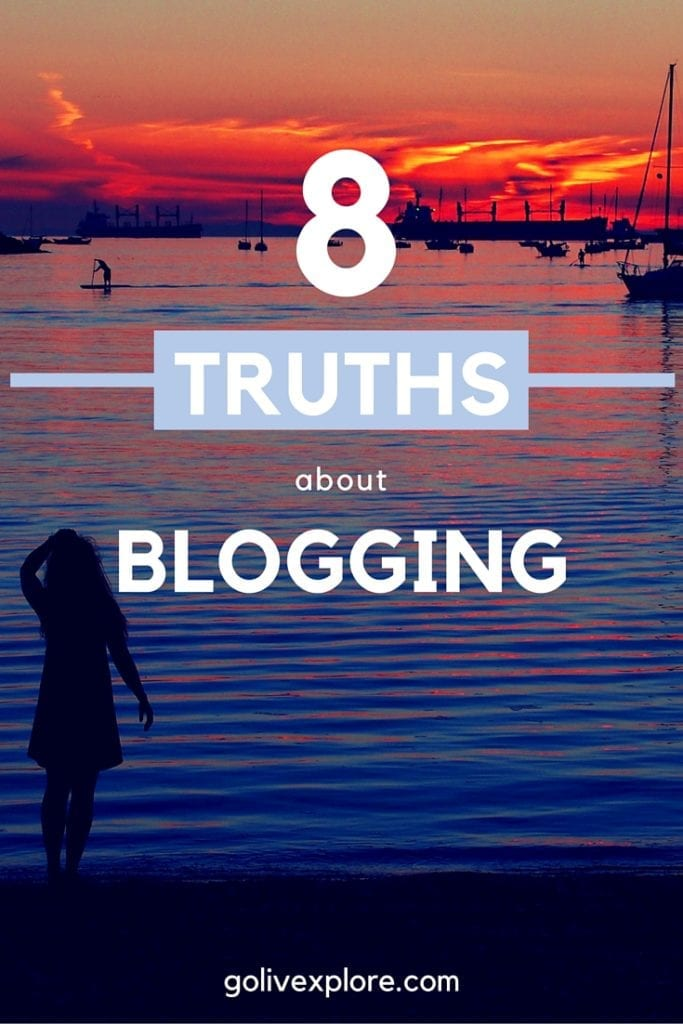 8 Truths About Blogging: Things Bloggers Wish Non-Bloggers Knew!