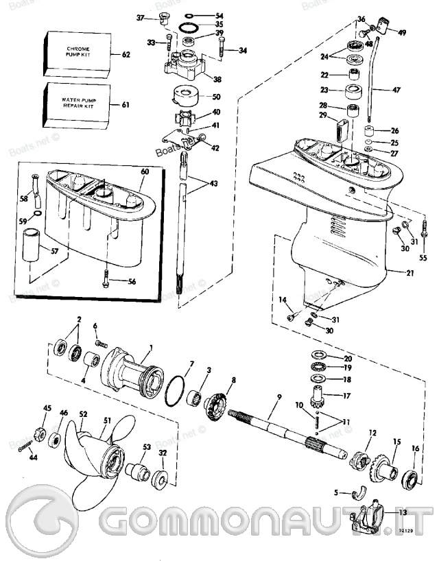 tacoma Schema moteur