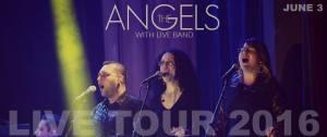 Füleken ad koncertet a The Angels