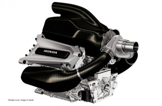 Honda F1 Power Unit