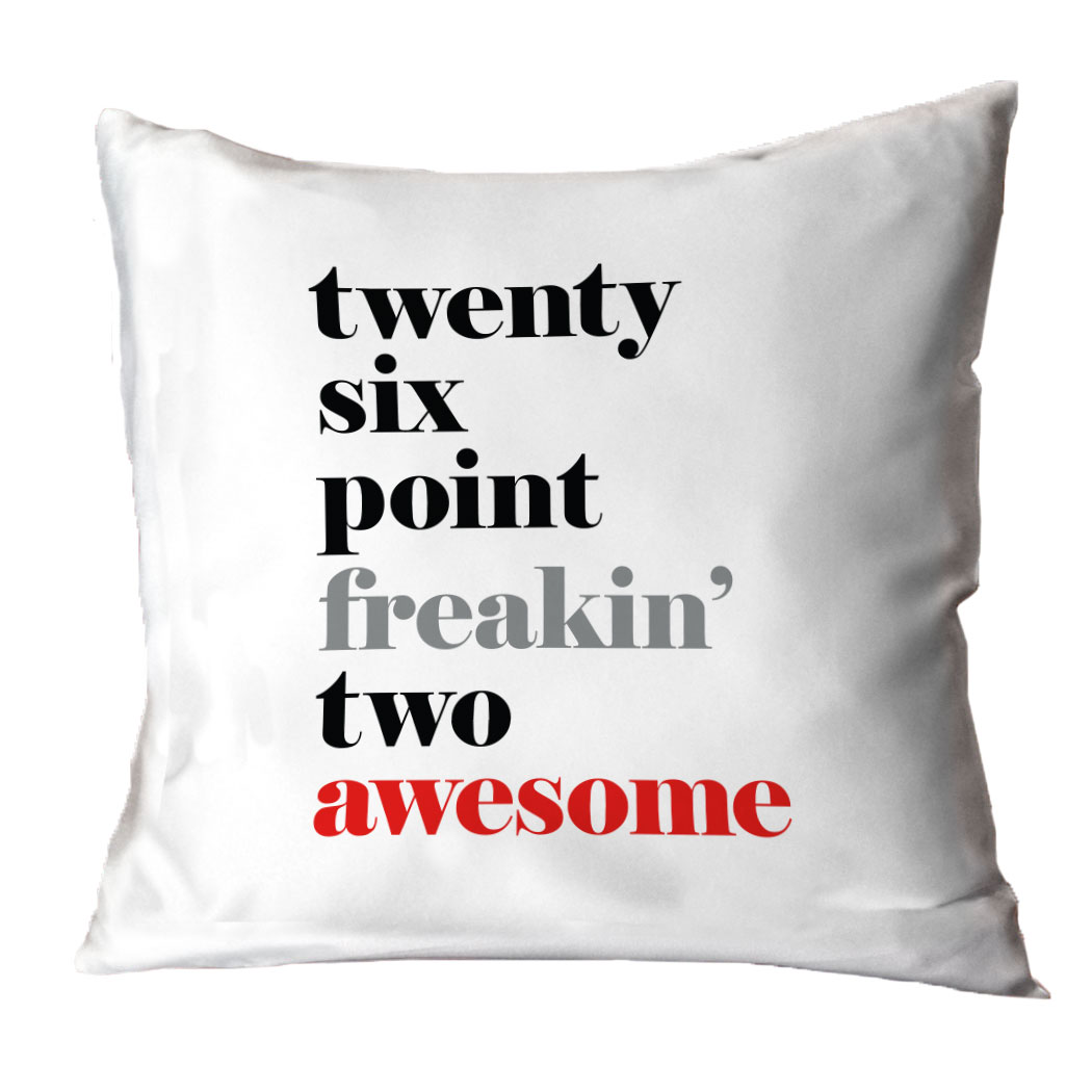 Running Throw Pillow Awesome Mantra Gone For A Run