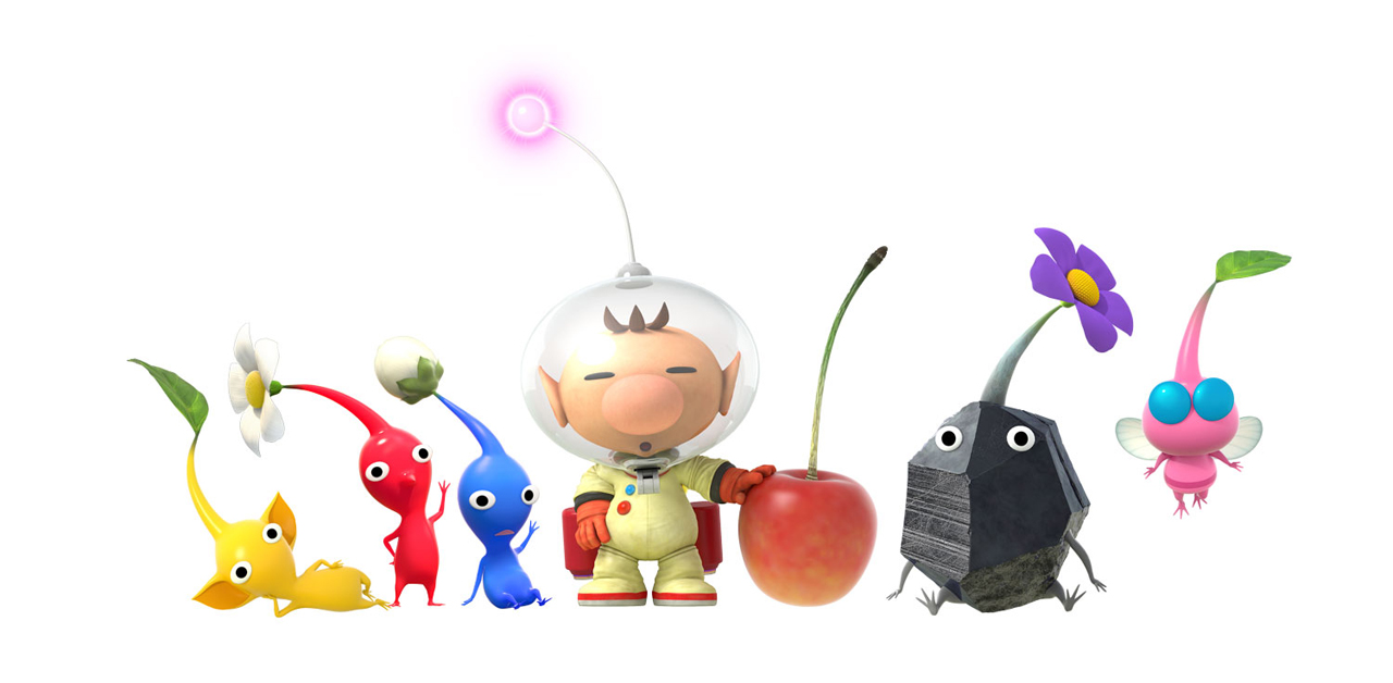 Fall Daisy Wallpaper Hey Pikmin Another Round Of Screens Gonintendo