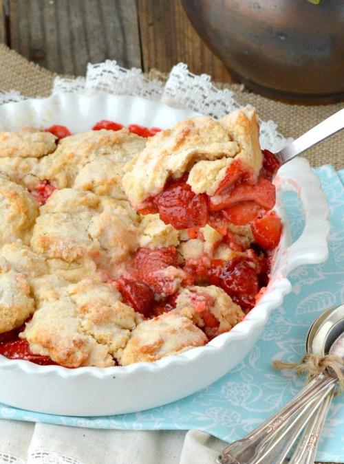 Medium Of Bisquick Strawberry Shortcake