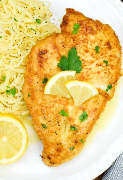 Chicken Francaise - Gonna Want Seconds