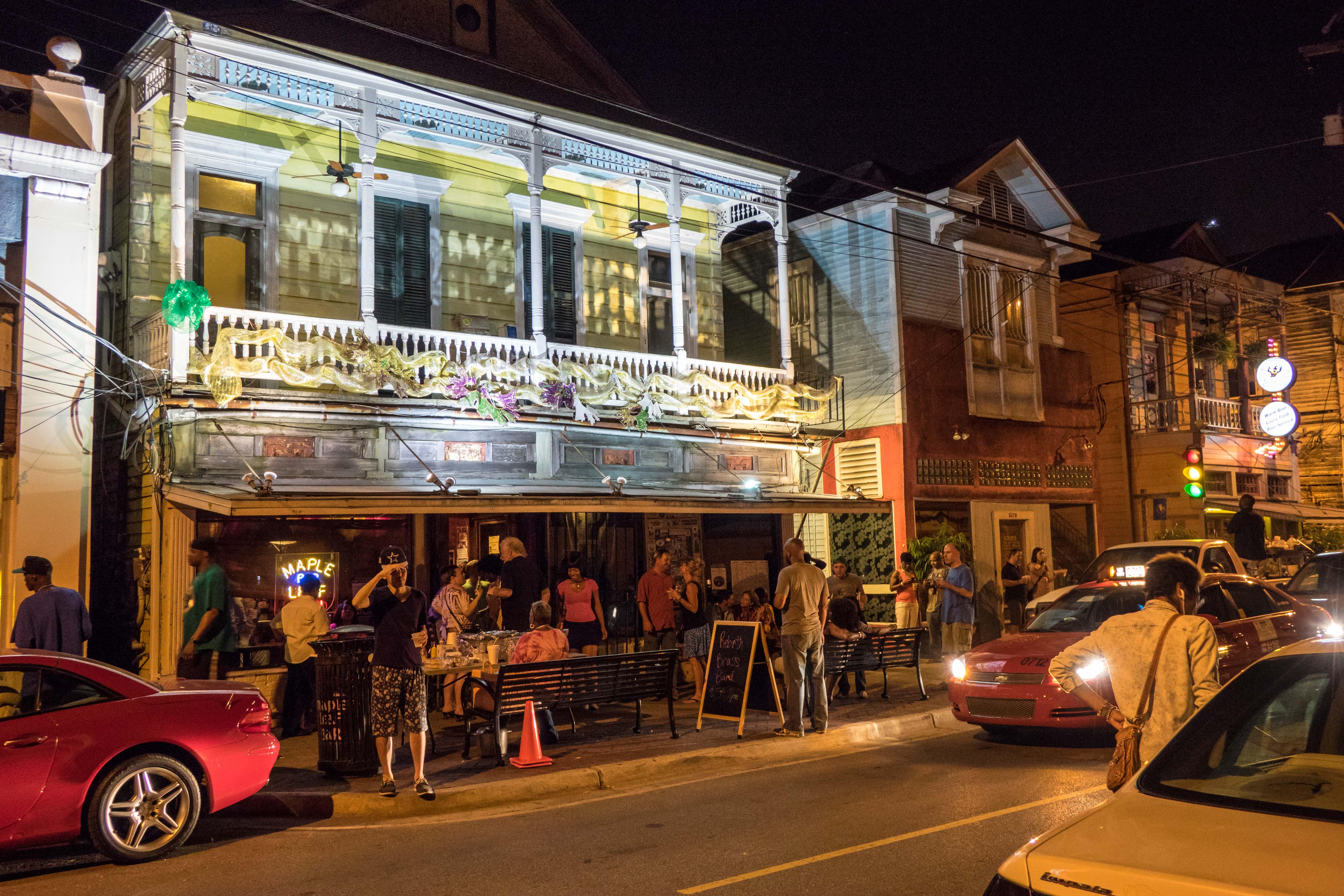 Live Oak Cafe New Orleans La