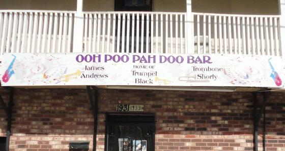 The Ooh Poo Pah Doo Bar is located at 1931 Orleans Avenue in New Orleans. (Photo: Ooh Poo Pah Doo Bar on Facebook)